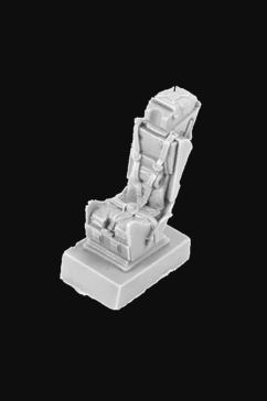 CMK 1/48 Hawker Hunter F.4/F.6 Ejection Seat WITH Seatbelts (M.B. Mk.2) # Q48358