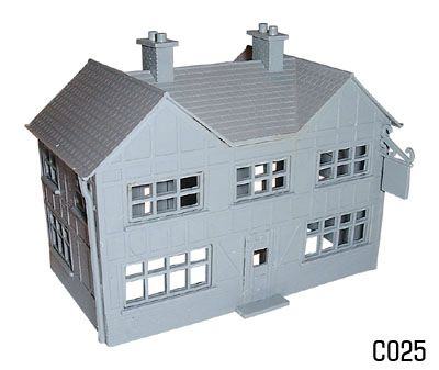 Dapol 1/76 Country Inn # C25