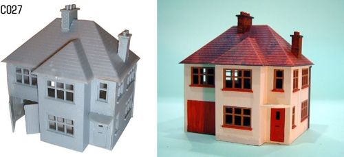 Dapol 1/76 Detached House # C27