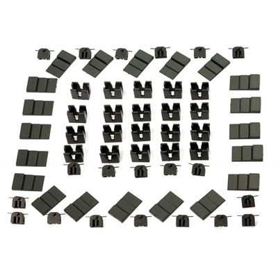 Dapol - N Gauge 20 Pockets For NEM Couplings # 2A-000-014