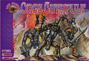 Dark Alliance 1/72 Orcs Catapult # ALL72034