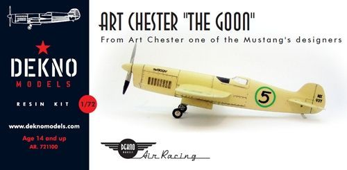 Dekno 1/72 Art Chester 'The GOON' # AR721100