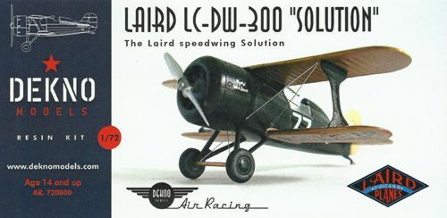 Dekno 1/72 Laird LC-DW-300 'Solution' # AR720800