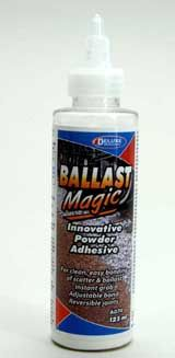 Deluxe Materials 125ml Ballast Magic Innovative Powder Adhesive # AD74