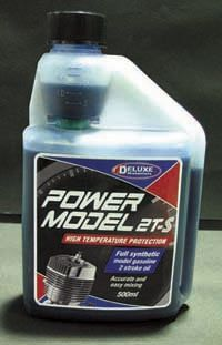 Deluxe Materials 500ml Power Model 2T-S # LU01
