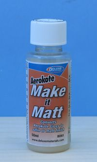 Deluxe Materials 50ml Aerokote Make it Matt # BD61