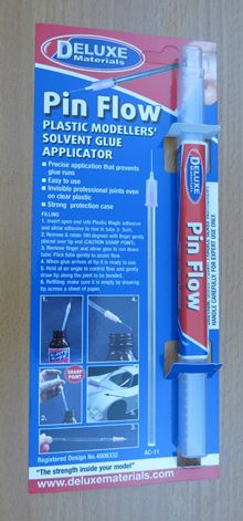 Deluxe Materials Pin Flow Solvent Glue Applicator # AC011