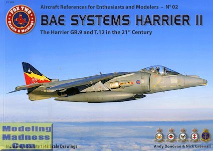 "Double Ugly - The BAE Systems Harrier II ""The GR.9 and T.12 in the 21st Century"""