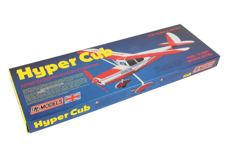 DPR Models - Hyper Cub Free-Flight Sports Model