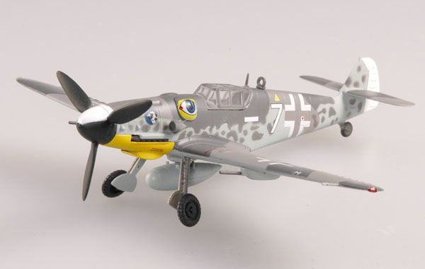 Easy Model 1/72 BF109G-6 IV./JG51 1943 Yogoslavia # 37260