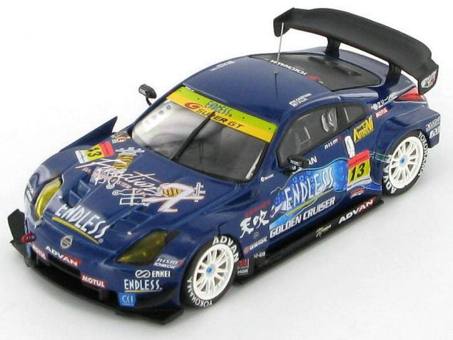 Ebbro 1/43 Endless Advan Senzaikakumei Z SuperGT 07 No.13 # 923