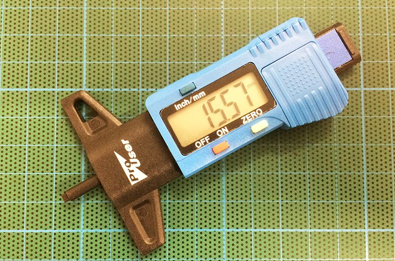 Expo - Digital Depth Gauge # 74035