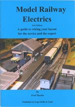 Expo Tools - Model Railway Electrics & Wiring - Guide Book by Fred Martin # 27999