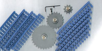 Expo Tools - Plastic Chain & Sprocket Starter Set # 26530