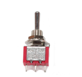 Expo Tools - SPDT Biased Toggle Switch # 28015