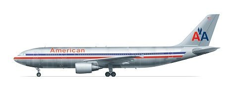 F-rsin 1/144 Airbus A300-600 American Airlines # 4080