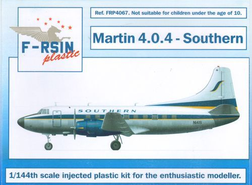 F-rsin 1/144 Martin 404 - Southern # FRP4067