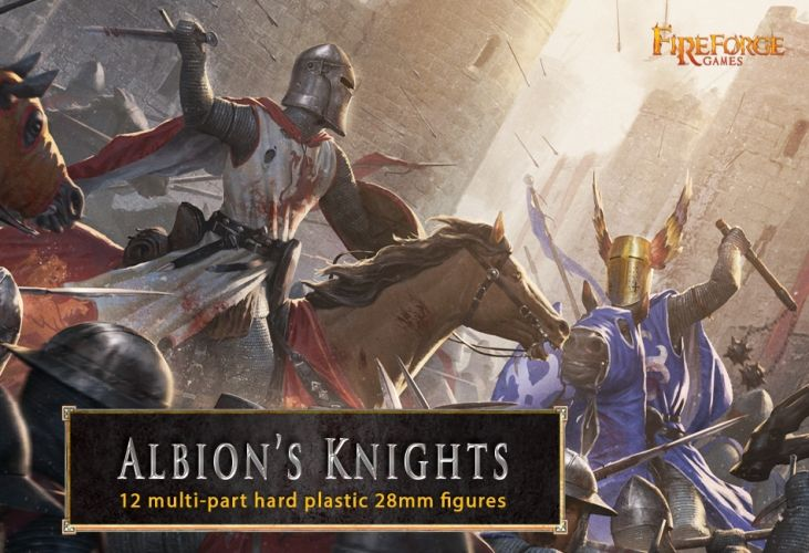 Fireforge Games 28mm Albion's Knights # FFG014