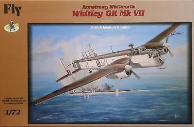 Fly 1/72 Armstrong Whitworth Whitley GR Mk. VII # 72007