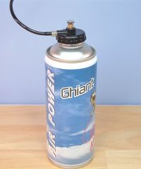 Ghiant 400ml Air Power for Airbrushes # BAM12