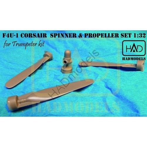 HAD Models 1/32 Vought F4U-1 Corsair Spinner & Propeller # 132001