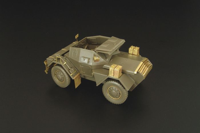 Hauler 1/48 British Scout Car Dingo Mk.II # X48359
