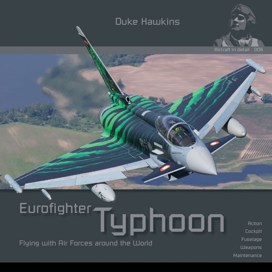 HMH Publications - Duke Hawkins: Eurofighter Typhoon