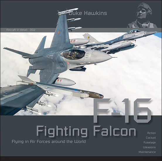 HMH Publications - Duke Hawkins: Fighting Falcon F-16