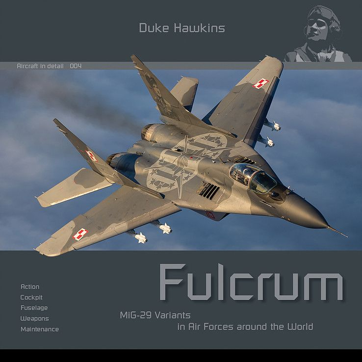 HMH Publications - Duke Hawkins: MiG-29 Fulcrum