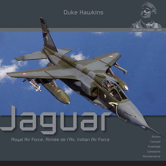 HMH Publications - Duke Hawkins: The Sepecat Jaguar