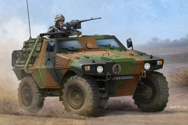Hobby Boss 1/35 French VBL Armour Car # 83876