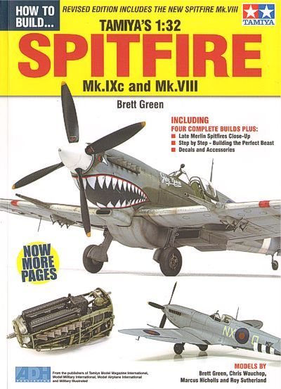 How to Build Tamiya's 1/32 Spitfire Mk.IXc and Mk.VIII