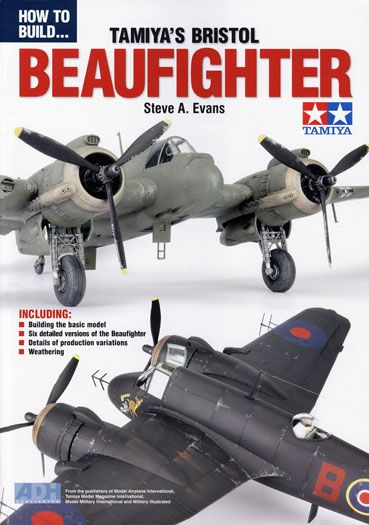 How to build Tamiya's Bristol Beaufighter