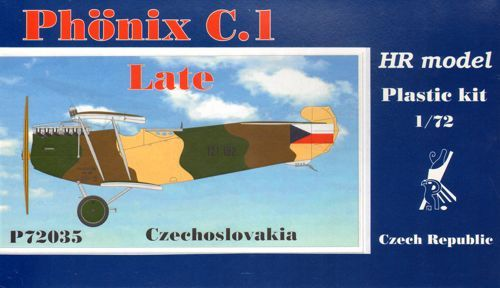HR Model 1/72 Phonix C.I Late (Czechoslovakia) # P72035