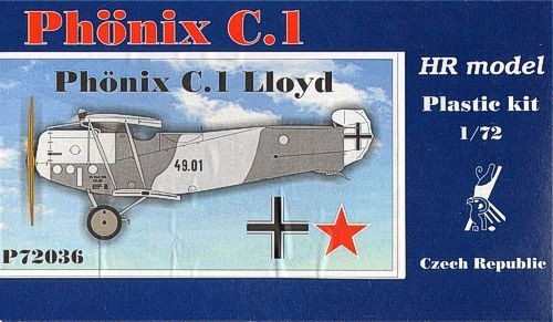 HR Model 1/72 Phonix C.I Lloyd # P72036