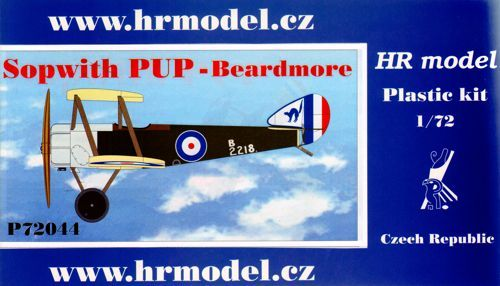 HR Model 1/72 Sopwith PUP - Beardmore # P72044