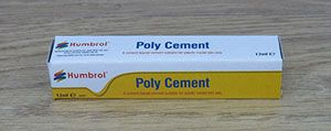 Humbrol - Polystrene Cement 12ml # 41030