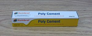 Humbrol - Polystrene Cement 24ml # 41031