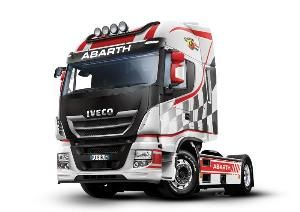 Italeri 1/24 Iveco Hi-Way E5 Abarth # 3934