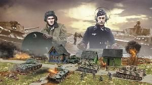 Italeri 1/72 Battle at Malinava 1944 Eastern Front Battle Set # 6182