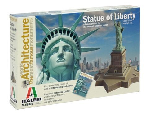 Italeri - Statue of Liberty # 68002