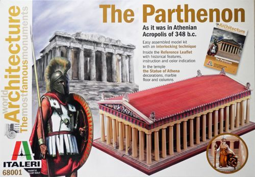 Italeri - The Parthenon # 68001