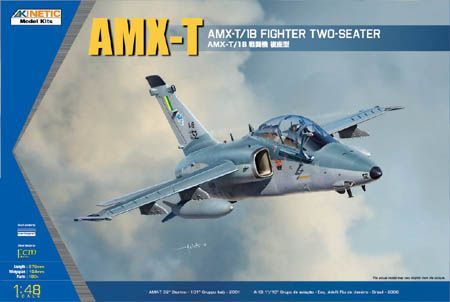 Kinetic 1/48 AMX International 2 Seater # 48027