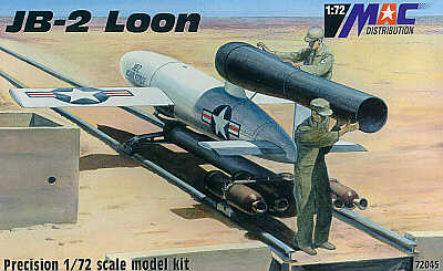 Mac Distribution 1/72 JB-2 Loon # 72045