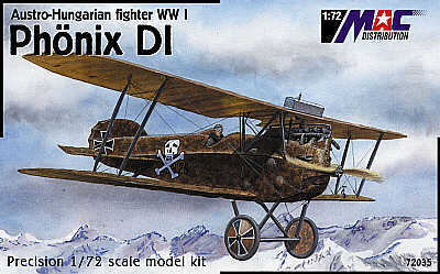 Mac Distribution 1/72 Phonix D.I # 72035