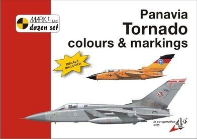 Mark I Guide 1/48 Panavia Tornado Colours and Markings # 48011