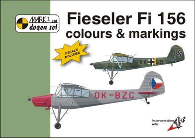 Mark I Guide 1/72 Fieseler Fi-156C 'Storch' Colours and Markings # 72004