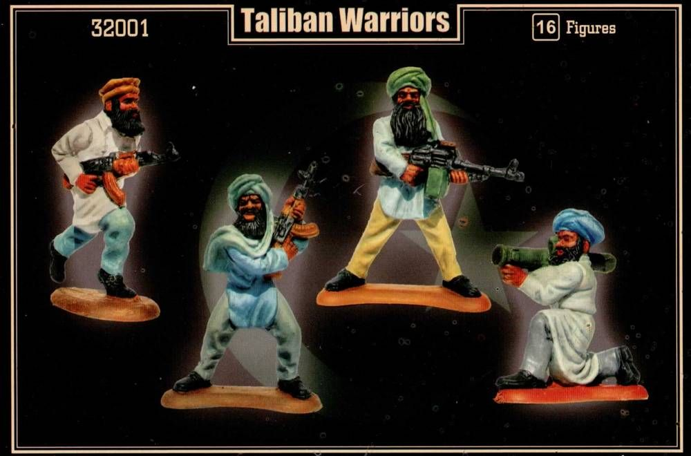 Mars 1/32 Taliban Warriors # 32001
