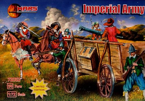 Mars 1/72 Imperial Army # 72032
