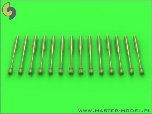 Master 1/32 Static Dischargers - Type Used on Sukhoi Jets # 32067